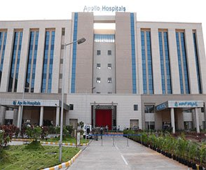 Apollo Hospitals, Greams Road
