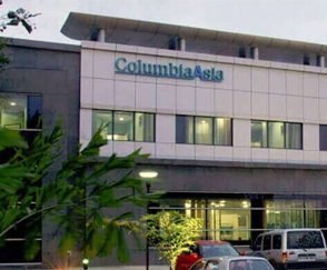 Columbia Asia Hospital, Hebbal