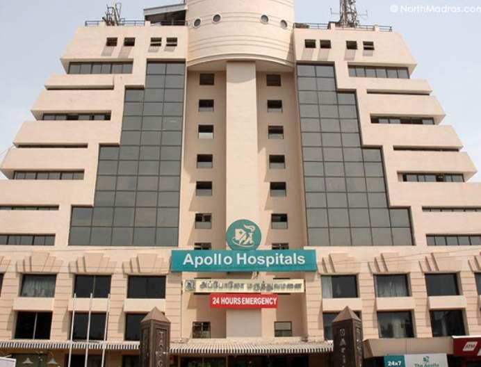 Apollo Chennai